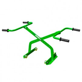 Pince levier porte matériaux 4 positions L. 75, 160, 200, 250 mm - ZI-BKH250 ZIPPER