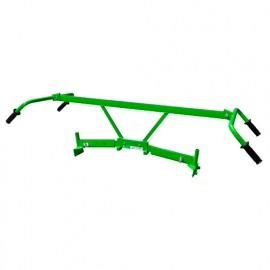 Pince levier porte matériaux 4 positions L. 750, 800, 1000 ou 1050 mm - ZI-PTH1050 ZIPPER
