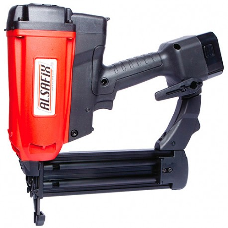 Cloueur pour bois à gaz sans fil 6 V NiMh J-50 G1 - 12B1850N5 Alsafix