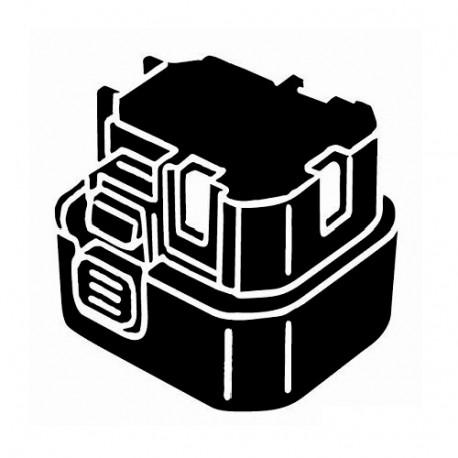 Batterie 6 V 1,65 Ah NiMh pour cloueur F40/65G1 - 12BAT6V Alsafix