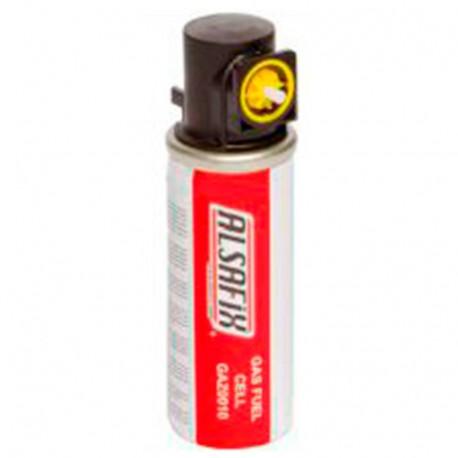 Cartouche de gaz jaune 30 ml pour cloueurs J-50 G1, 20/64 G1, F 22/35 G1 - GAZ0020 Alsafix