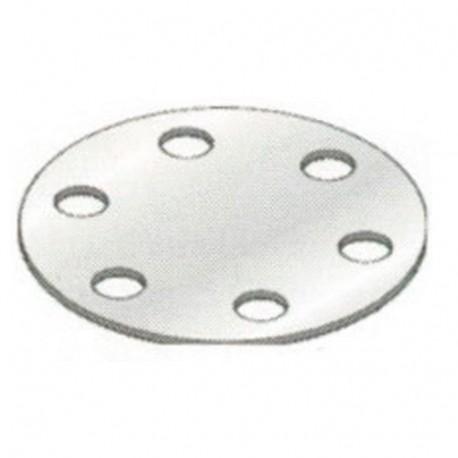 100 rondelles métalliques ST-TILW D. 25 mm pour cloueur TRAK-IT C5 - PO55040 Alsafix