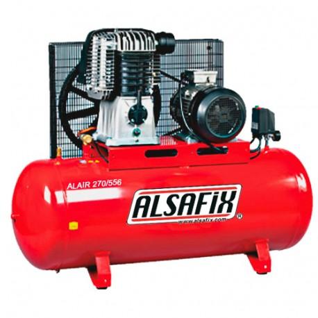 Compresseur 270 Litres 400 V 5,5 CV ALAIR 270/556 - AL57221 - Alsafix
