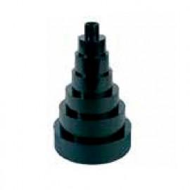 Réducteur universel en plastique rigide D. 25 à 150 mm - AB-RU - Holzprofi