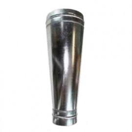Réduction d'aspiration conique entrée/Sortie 120/60 mm - AB-URE120/60 - Holzprofi