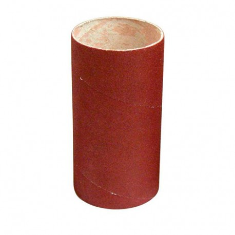 Cylindre abrasif D. 50 x Ht. 140 mm Gr. 100 pour ponceuse PAO230 - DF230-50-100 - Holzprofi