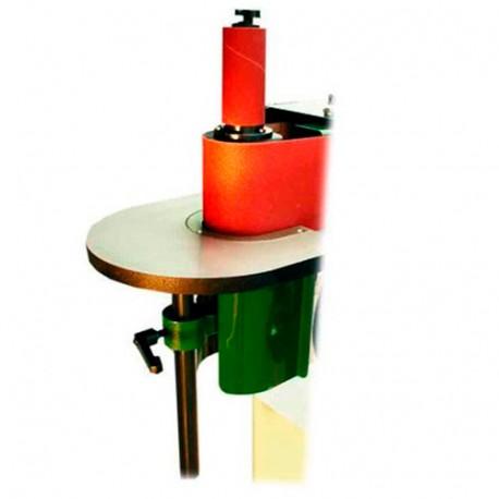 Cylindre abrasif D. 76 x Ht. 115 mm Gr. 80 pour ponceuse ES6108 - DF6108-76-080 - Holzprofi