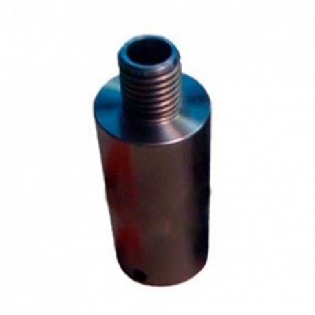 Queue interchangeable pour support outil D. 25 L. 100 mm - DW-SUPP-25/100 - Holzprofi