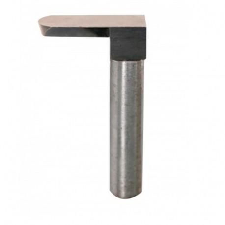 Support d'outil L. 50 mm pour travail profond - DW-SUPP-J050 - Holzprofi
