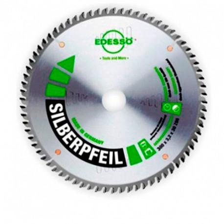 Lame de scie circulaire 250 x 3,2 x 30 x Z 48 GW - E35025030 - Holzprofi