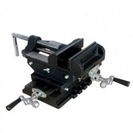 Etau de serrage sur table croisée avec mors 125 mm - EC125 - Holzprofi