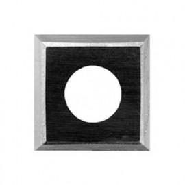 10 plaquettes de rechange 4 coupes 14 x 14 x 2 mm - PS01 - Holzprofi
