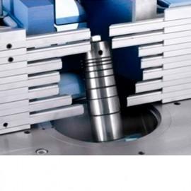 Guide de toupie de sécurité à barrettes L. 600 x 100 mm - S-LIN600 - Holzprofi
