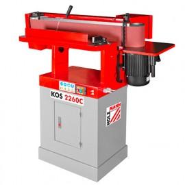 Ponceuse à bande oscillante 2260 x 150 mm 400V 1100W - HO-KOS2260C-400V - HOLZMANN