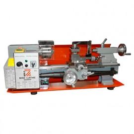 Tour métaux d'établi 300 mm avec variateur - 400 W 230 V - ED300ECO - HOLZMANN