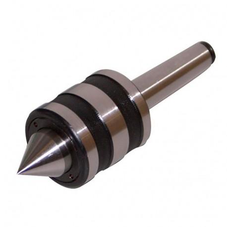 Contre-pointe tournante MK2/MT2/CM2 pour tour métaux - KGRMK2 - HOLZMANN
