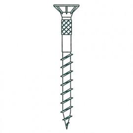 1000 vis bois en bandes D. 4 x 55 mm galavanisées PZ2 - 10440055 - Alsafix