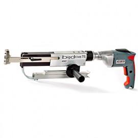 Visseuse chargeur à bande 230 V 650 W BigDrive 75 - BDRIVE75 - Alsafix