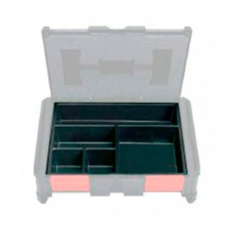 Séparateurs 5 divisions pour les coffrets BoxOnBox - BOXBL005 - Alsafix
