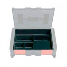 Séparateurs 18 divisions pour les coffrets BoxOnBox - BOXBL018 - Alsafix