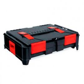 Coffret BoxOnBox 1 L. 400 x l. 300 x Ht. 80 mm (intérieur) - BOXSSC1 - Alsafix