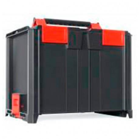 Coffret BoxOnBox 3 L. 400 x l. 300 x Ht. 312 mm (intérieur) - BOXSSC3 - Alsafix