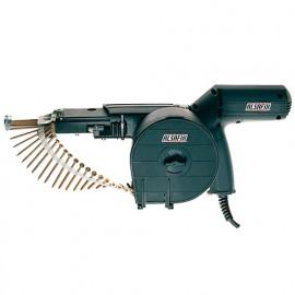 Visseuse à chargeur 230 V 750 W pour vis en rouleaux HH 80 - MS333810 - Alsafix