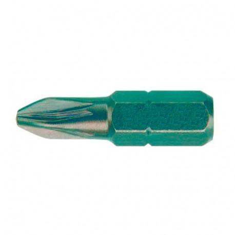 Embout de vissage 25 mm PZ3 - PZ2503 - Alsafix