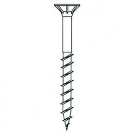 1125 vis bois en rouleaux D. 4,5 x 55 mm galavanisées TX 20 - SP4555TX - Alsafix