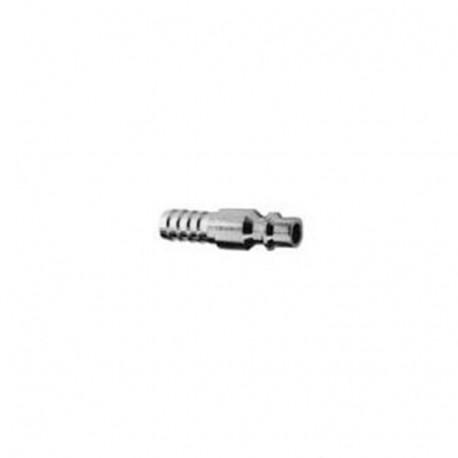 """Embout pneumatique pour tuyau D. 8 mm / Gromelle 1/4"""" - T024002 - Alsafix"""