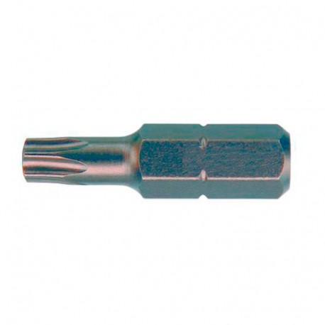 Embout de vissage 25 mm T10 - TX2510 - Alsafix
