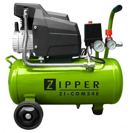 Compresseur 24 litres électrique 1100 W ZI-COM24E ZIPPER