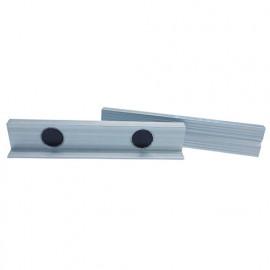 Kit de mors magnétiques aluminium L. 150 mm - MSB150AL - Holzmann