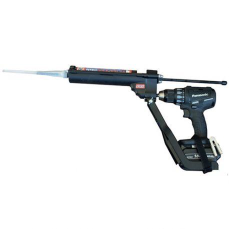 Pistolet d' injection 300 ml compatible sur toutes les visseuses - 234300KG - Alsafix