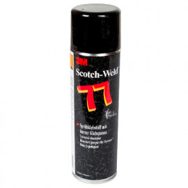 Spray colle 3M 500 ml pour disque abrasif - SCOTCH - Holzmann