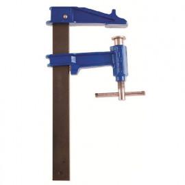 Serre-joint à pompe 35 x 8 mm x L. 200 cm de type F - 04200 - Piher
