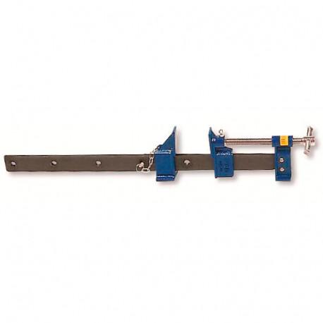Serre-joint dormant 40 x 10 mm x L. 125 cm de type H - 23125 - Piher