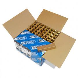 10 000 agrafes à couronne large L. 32 mm type 17 - Tacwise - 0387