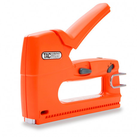 Agrafeuse cloueuse manuelle Z3-53L, agrafes type 53 et clous calibre 180 - Tacwise - 0847