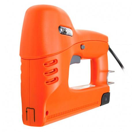 Agrafeuse cloueuse électrique Hobby 53EL 1200 W, agrafes 6 - 14 mm type 53, clous calibre 180 - Tacwise - 0879