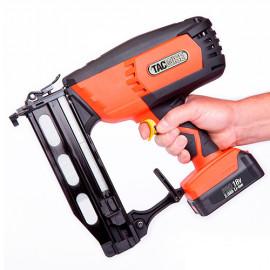 Cloueur de finition sans fil 18V pour clous 32 - 64 mm calibre 160 (16 gr) - Tacwise - 1245