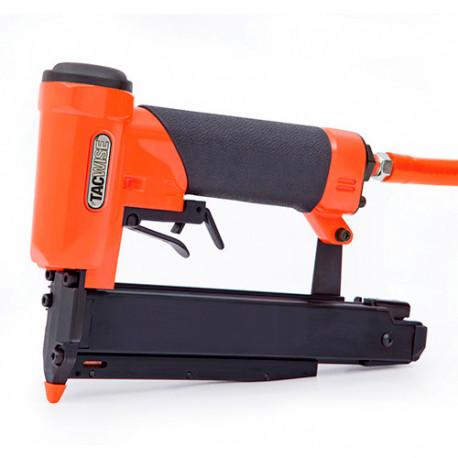 Cloueur pneumatique de finition 6,8 bar, clous sans tête 12 - 35 mm calibre 23G - Tacwise - A6435