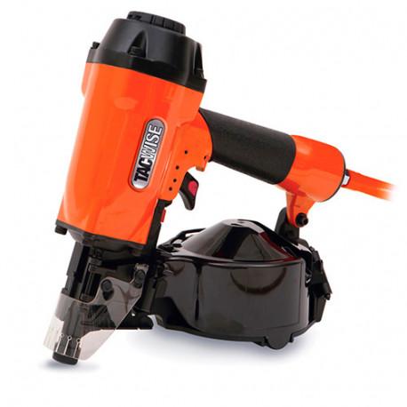 Cloueur pneumatique 8,3 bar pour clous en rouleau L. 27 - 50 mm - Tacwise - FCN50LHH