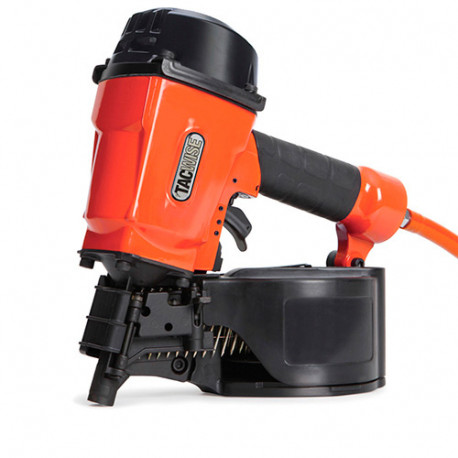 Cloueur pneumatique 8,3 bar pour clous en rouleau L. 40 - 70 mm - Tacwise - GCN70V