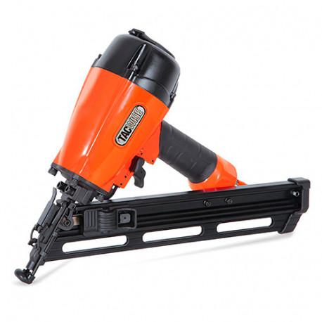 Cloueur pneumatique de finition 8,2 bar, clous inclinés 32 - 64 mm calibre 15G - Tacwise - GDA64V