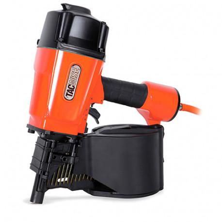 Cloueur pneumatique 8,3 bar pour clous en rouleau L. 45 - 83 mm - Tacwise - HCN83P