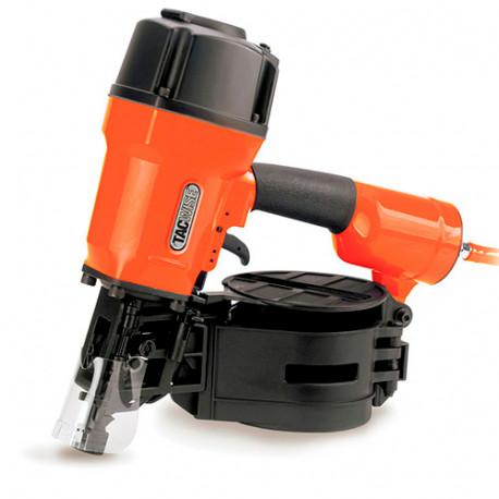 Cloueur pneumatique 8,3 bar pour clous en rouleau L. 45 - 90 mm - Tacwise - JCN90XHH