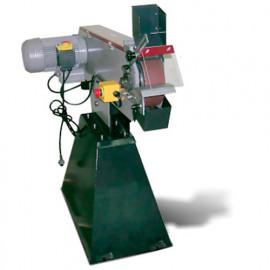 Ponceuse à bande, ébavureuse métal 590 x 150 mm 400 V 3000 W - BG150 - Métalprofi
