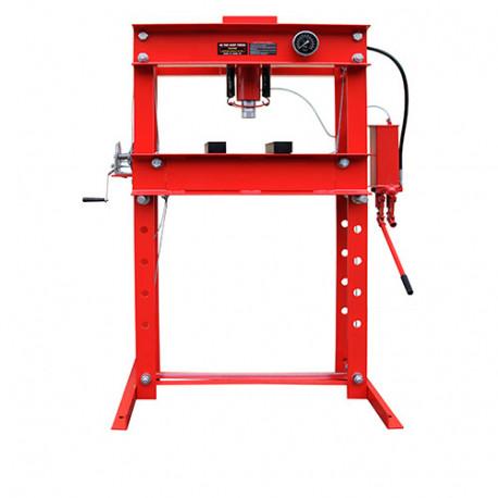 Presse hydraulique d'atelier 45 tonnes - HYC45 - Métalprofi