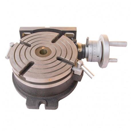 Plateau diviseur rotatif D. 150 mm - MB-HV6 - Métalprofi